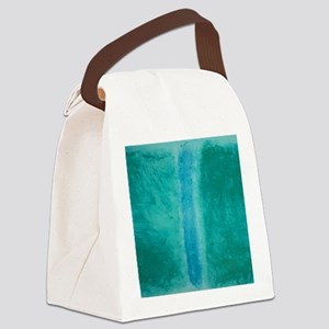 ROTHKO IN TEAL Canvas Lunch Bag